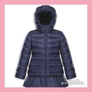 Moncler Nadra Girls Hooded Down Jacket 👧